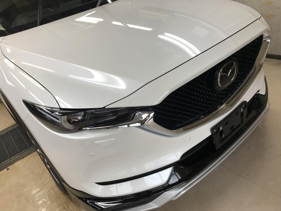 マツダ・新型CXー5ご入庫いただきました!