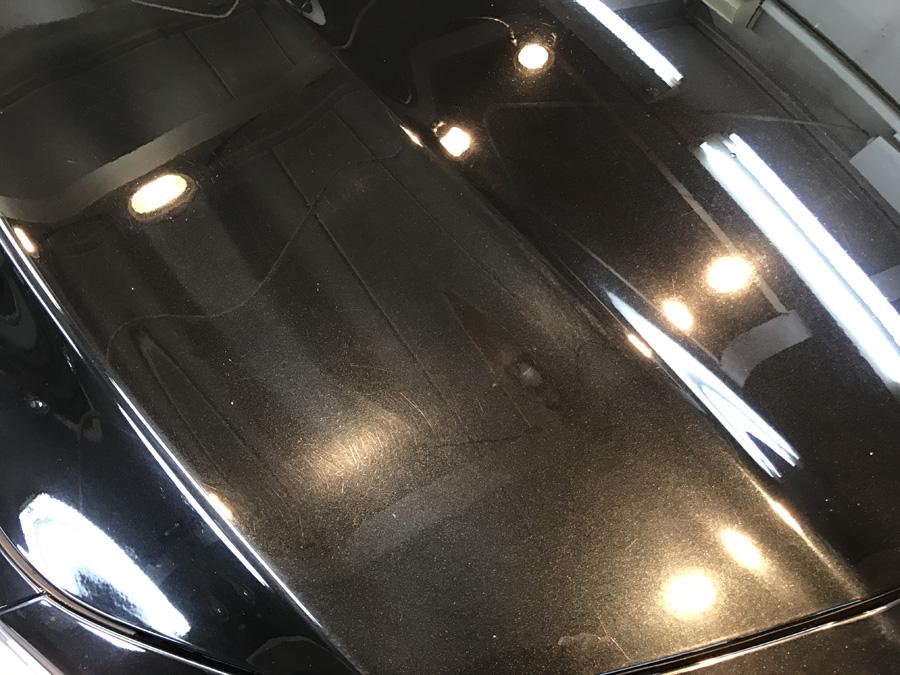 メルセデスベンツ・CLA45 AMGのガラスコーティング完成いたしました!
