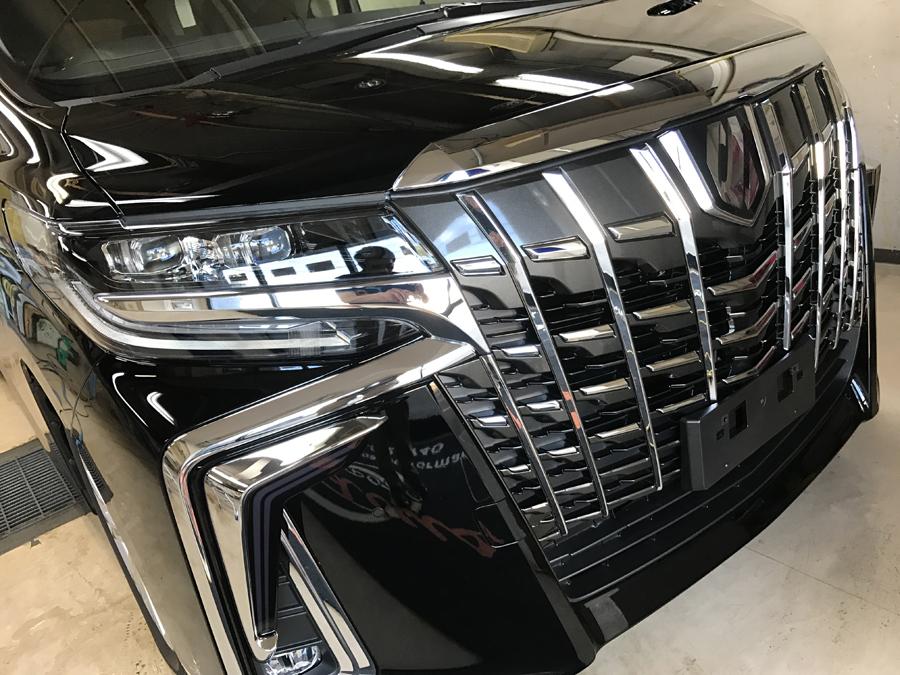 トヨタ・新型アルファードご入庫いただきました!