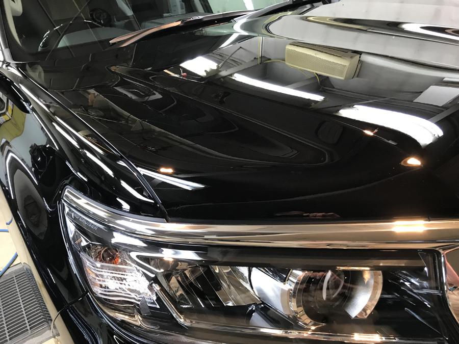 トヨタ・新型ランドクルーザープラドご入庫いただきました!